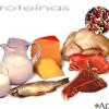 Alimentacion Menopausia| comer proteinas