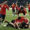 Medico deportivo Real Madrid| claves rendimiento futbolistas Mundial 2010