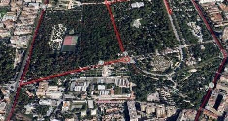 Carrera 10km en Madrid 27 de octubre para recaudar fondos de investigación Biomédica