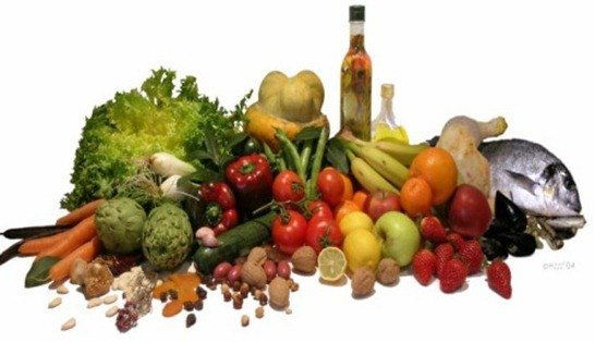 Dieta Mediterranea |buena para el cerebro