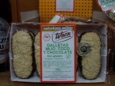 Bollos sin gluten