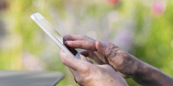 Alzheimer Smartphone