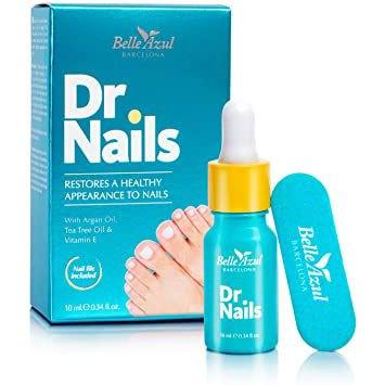 BelleAzul Barcelona Dr. Nails