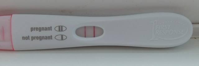 Como Funciona Un Test De Embarazo Demedicina Com