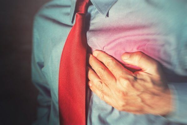Consecuencias de una mala circulacion infartos de miocardio