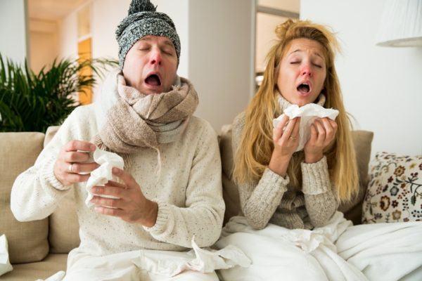 Cuanto dura una neumonía por gripe