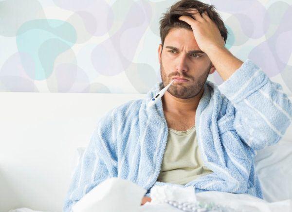 Diagnostico de la neumonia fiebre