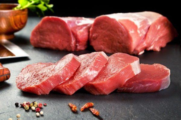 Dislipemia dieta control en carnes rojas