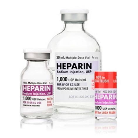 Investigaciones cancer  Heparina posible tratamiento