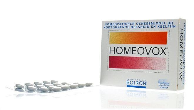Homeovox-boiron