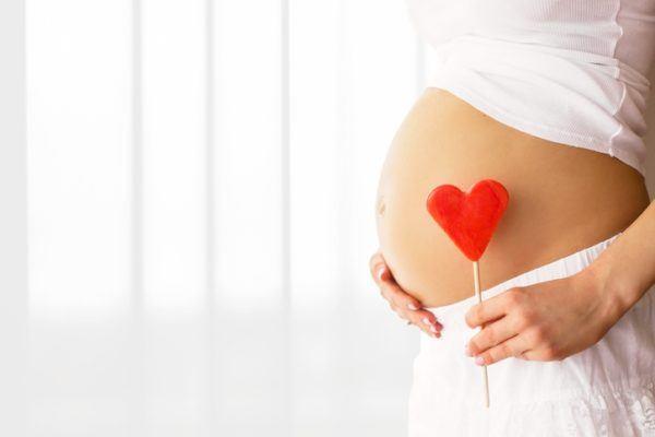 Prevencion de la candidiasis en embarazadas