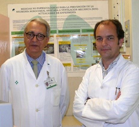 Ricard Ferrer y Antonio Artigas