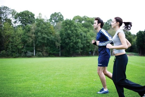 Running-to-Lose-Weight-Couple