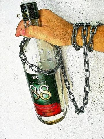 La decisión de los problemas el alcoholismo infantil