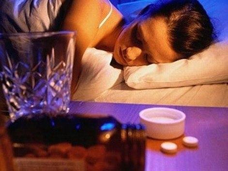 Efectos de los medicamentos y sueño