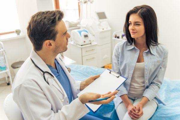Tratamiento para la candidiasis consulte con el medico