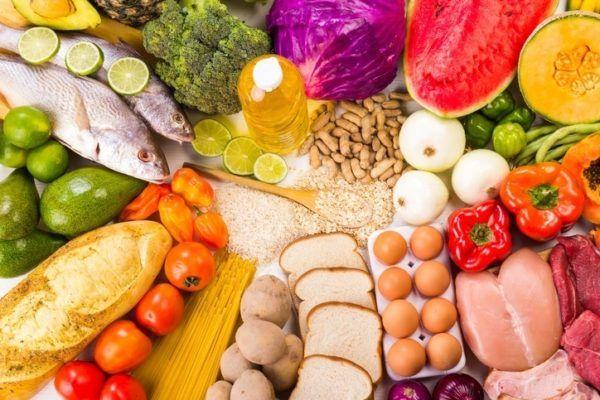 Tratamiento para la dislipemia dieta equilibrada