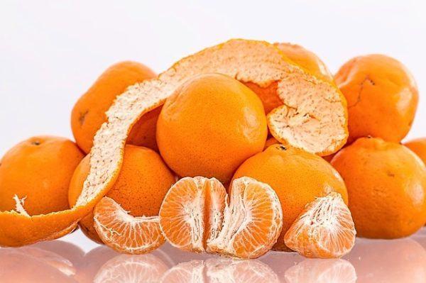 Vitamina C naranjas