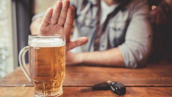 Alcoholismo sintomas