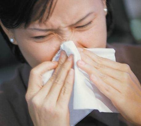 Los alergenos