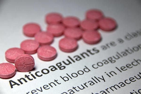 Antioagulantes que son