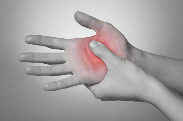 Artrosis del pulgar o rizartrosis dolor