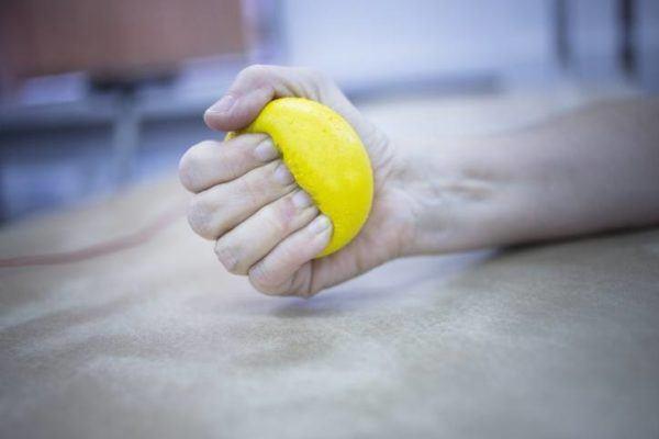 Artrosis del pulgar o rizartrosis ejercicios