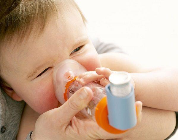asma ninos