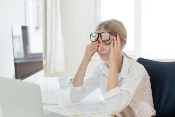 Astenopia o fatiga visual