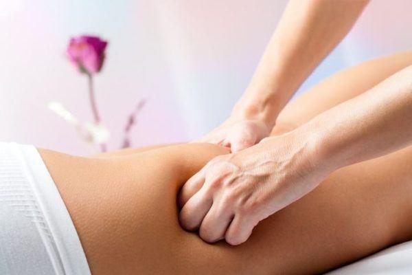 Auto masaje aductores apretado