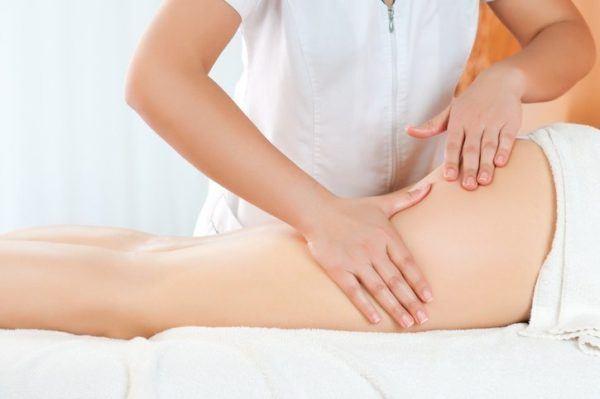 Auto masaje aductores masaje trasero