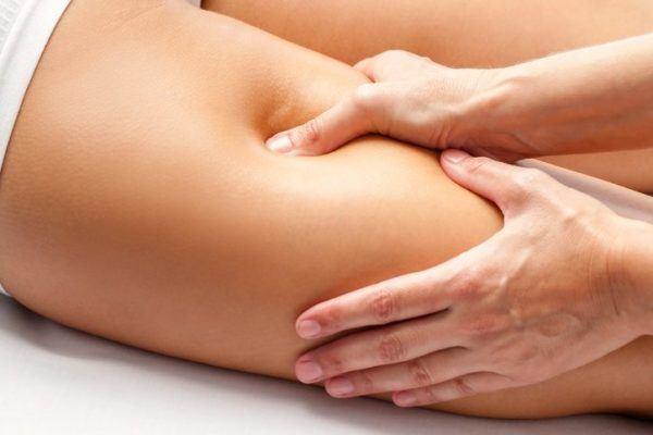 Auto masaje aductores pulgar apretado