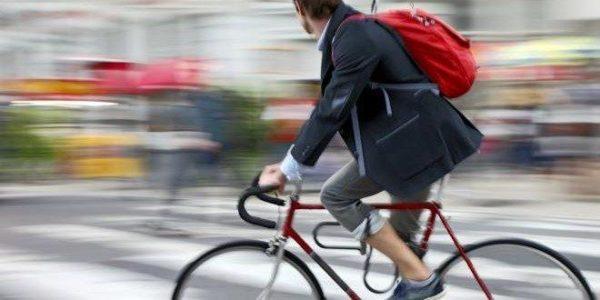 Ir a trabaja en bici, una buena forma de hacer ejercicio