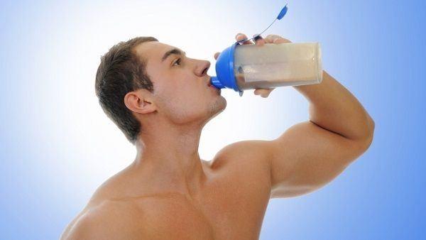 batidos de proteinas