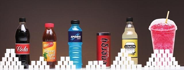 Resultado de imagen para bebidas azucaradas