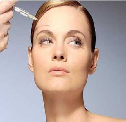 Botox oculta emociones en la cara