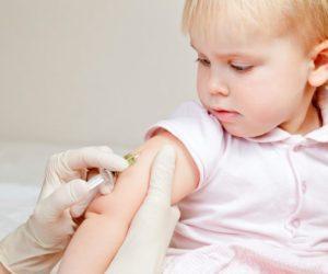 Calendario de Vacunas para niños 2016-2017