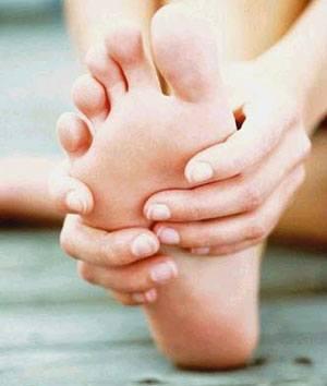 El hongo de los pie el tratamiento el modo público