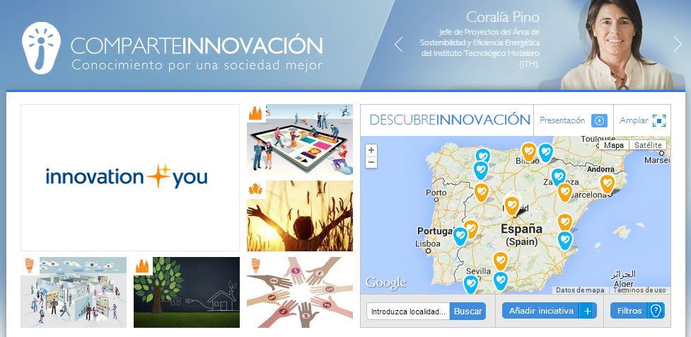 comparte innovacion