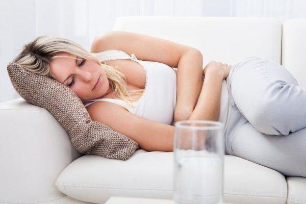 Copa menstrual dolor menstrual