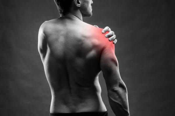 Desgarros musculares hombro