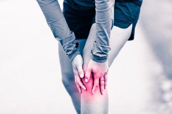 Desgarros musculares rodilla