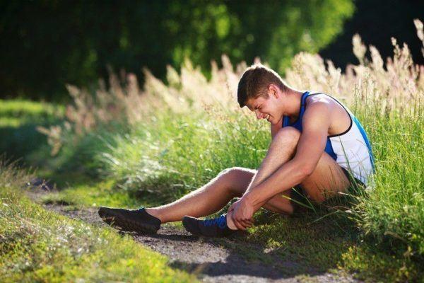 Desgarros musculares runner