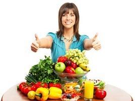 ayuda para dejar de fumar, frutas y verduras