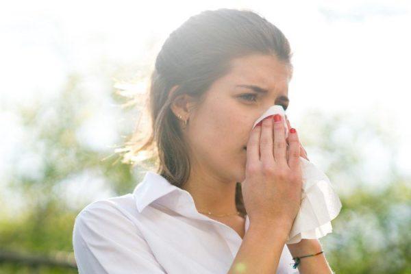 Diferentes tipos alergias