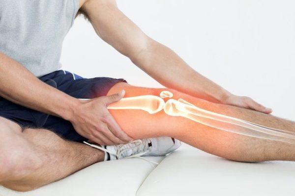 Dolor de rodilla huesos