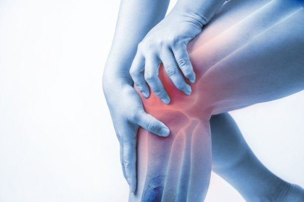 Dolor de rodilla radiografia