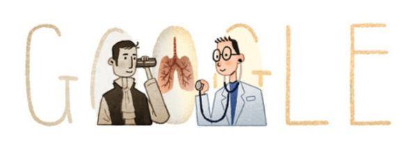 doodle-dedicado-a-rene-laennec-el-vergonzoso-medico-que-invento-el-estetoscopio