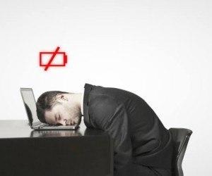 Dormir es sólo un mal hábito