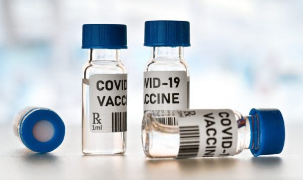 Efectos secundarios de vacuna coronavirus